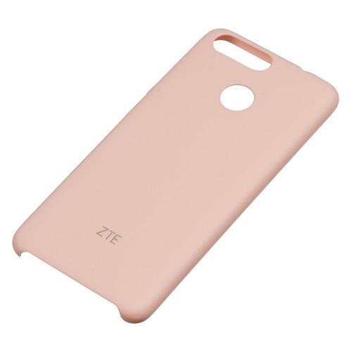 Чехол (клип-кейс) ZTE V9 Vita, для ZTE Blade V9 Vita, розовый чехол книжка mypads для zte nubia z17 mini 5 2 nx569j h с мульти подставкой застёжкой и визитницей розовый