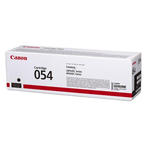 Картридж CANON 054 BK, черный [3024c002]