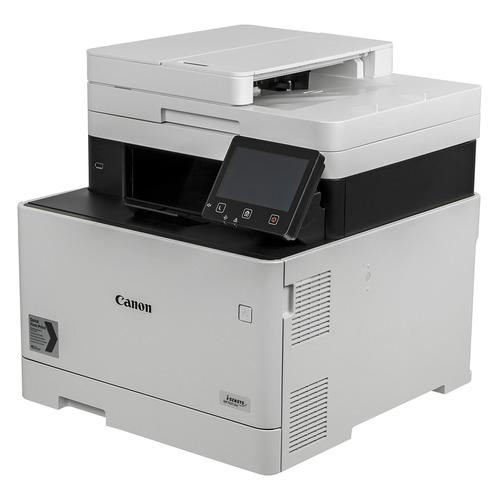 Фото - МФУ лазерный CANON i-Sensys Colour MF742Cdw, A4, цветной, лазерный, белый [3101c013] мфу canon i sensys mf744cdw копир цветной принтер сканер dadf duplex 27стр мин 1200x1200dpi fax wifi lan a4 замена mf734cdw