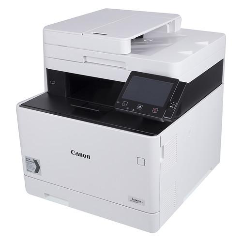 Фото - МФУ лазерный CANON i-Sensys Colour MF744Cdw, A4, цветной, лазерный, белый [3101c031] мфу canon i sensys mf744cdw копир цветной принтер сканер dadf duplex 27стр мин 1200x1200dpi fax wifi lan a4 замена mf734cdw
