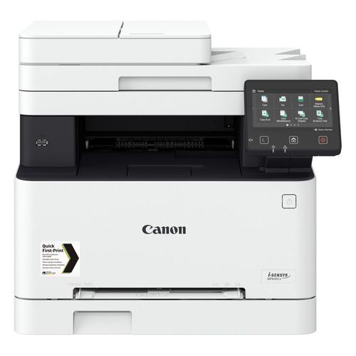 Фото - МФУ лазерный CANON i-Sensys Colour MF645Cx, A4, цветной, лазерный, белый [3102c052] мфу лазерный canon i sensys colour mf746cx 3101c039 a4 duplex wifi белый черный