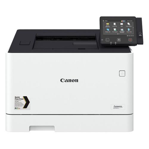 Фото - Принтер лазерный CANON i-Sensys Colour LBP664Cx лазерный, цвет: белый [3103c001] кеды мужские vans ua sk8 mid цвет белый va3wm3vp3 размер 9 5 43