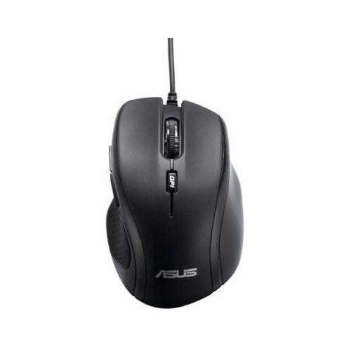 лучшая цена Мышь ASUS UX300 PRO, оптическая, проводная, USB, черный [90xb04b0-bmu000]