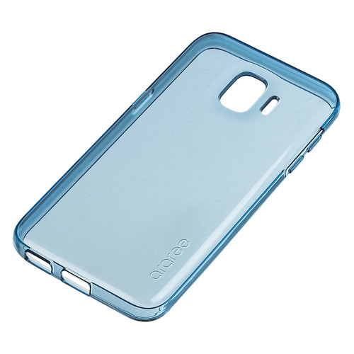 Чехол (клип-кейс) SAMSUNG Araree J Cover, для Samsung Galaxy J2 Core, синий [gp-j260kdcpaic] чехол накладка araree gp j250kdcp для samsung galaxy j2 2018 j2 pro 2018 синий