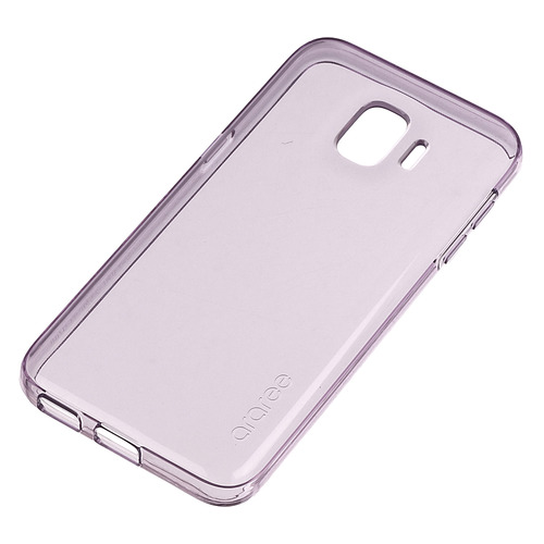 Чехол (клип-кейс) SAMSUNG Araree J Cover, для Samsung Galaxy J2 Core, пурпурный [gp-j260kdcpaid] аксессуар чехол caseguru для samsung galaxy j2 core soft touch 0 3mm 105307