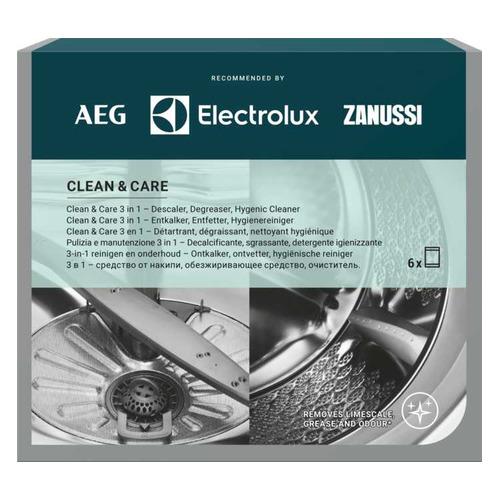 Чистящее средство для бытовой техники Electrolux M3GCP400 (упак: 6шт) (902979918)