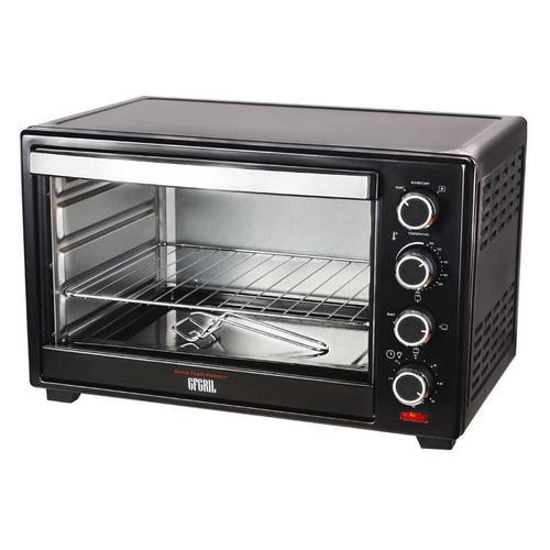 Фото - Мини-печь GFGRIL GFO-38B, черный мини печь gfgril gfao 500 коричневый