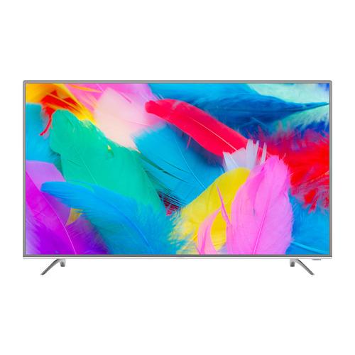 LED телевизор HYUNDAI H-LED55EU7001 Ultra HD 4K телевизор hyundai h led55eu7001