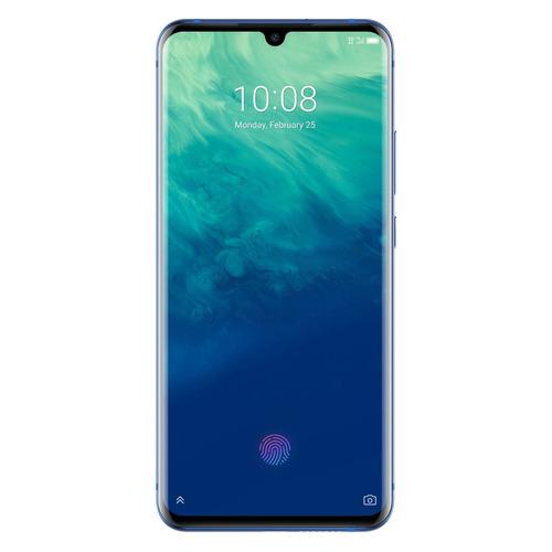 Смартфон ZTE Axon 10 Pro 128Gb, синий
