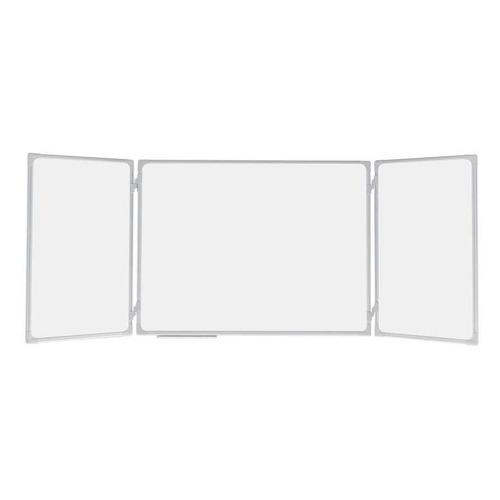 Фото - Доска магнитно-маркерная 2X3 TRS1218 магнитно-маркерная лак белый 120x180/360см алюминиевая рама дер бокс универсальный idea 3 секции цвет бирюзовый прозрачный 24 5 х 17 5 х 20 см