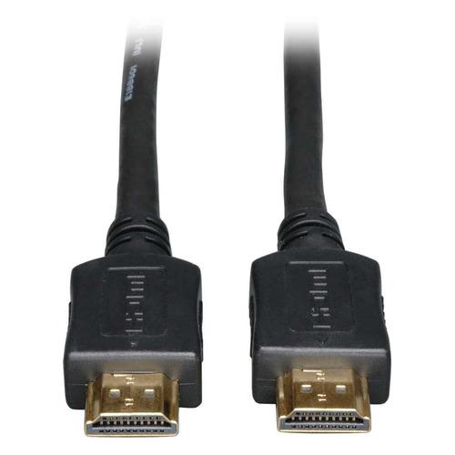 Фото - Кабель аудио-видео TRIPPLITE HDMI (m) - HDMI (m) , ver 1.3, 0.9м, GOLD черный, блистер [p568-003] плата видео модуль hubsan модуль передачи видео для hubsan h501s h501s s 01