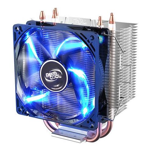 Устройство охлаждения(кулер) DEEPCOOL GAMMAXX 300 FURY, 92мм, Ret кулер для процессора deepcool gammaxx 300 fury