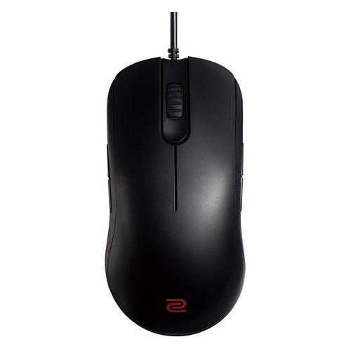 Мышь BENQ Zowie FK1, игровая, оптическая, проводная, USB, черный [9h.n04bb.a2e]  - купить со скидкой