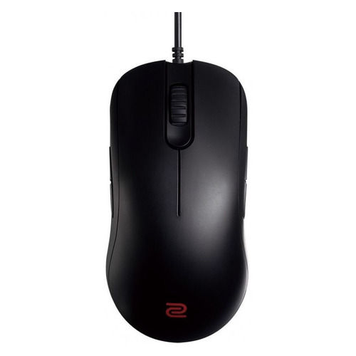 Мышь BENQ Zowie FK2, игровая, оптическая, проводная, USB, черный [9h.n05bb.a2e] игровая проводная оптическая мышь motospeed v80