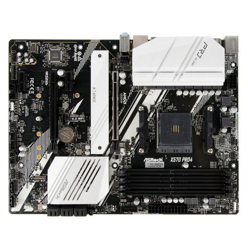 Материнская плата ASROCK X570 PRO4, SocketAM4, AMD X570, ATX, Ret цена и фото