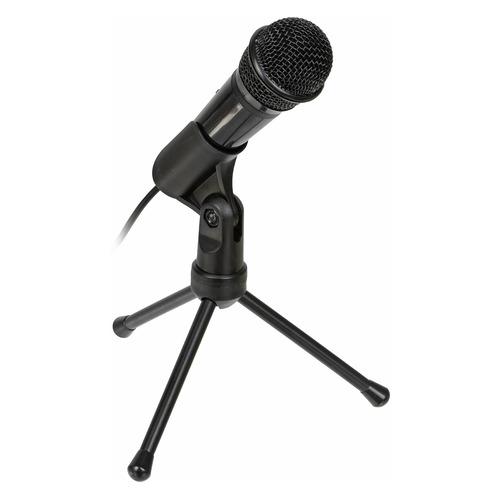Микрофон RITMIX RDM-120, черный [15120024] микрофон ritmix rdm 127 хром черный [15120026]