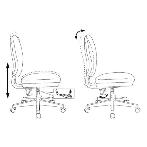 Кресло детское БЮРОКРАТ CH-W213, на колесиках, ткань, салатовый [ch-w213/tw-18]
