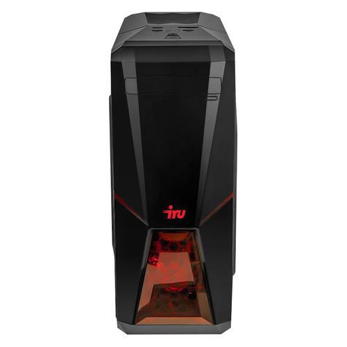 Компьютер IRU Home 315, Intel Core i5 9400F, DDR4 16Гб, 1000Гб, NVIDIA GeForce GTX 1050Ti - 4096 Мб, Free DOS, черный [1162621] цены