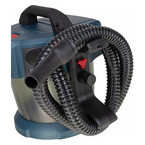 Строительный пылесос BOSCH GAS 18V-10 L синий [06019c6300] пылесос воздуходувка bosch gbl 18v 120