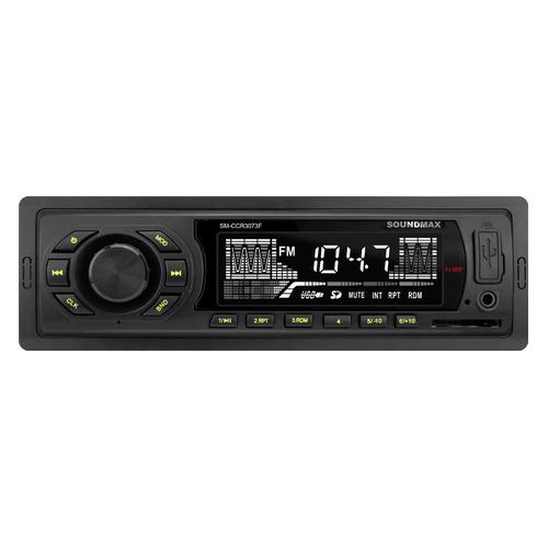 Автомагнитола SOUNDMAX SM-CCR3073F автомагнитола soundmax sm ccr3050f usb sd mmc