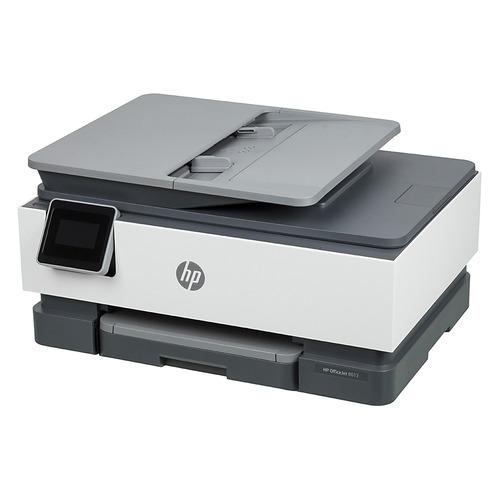 Фото - МФУ струйный HP OfficeJet 8013, A4, цветной, струйный, черный [1kr70b] мфу струйный hp officejet pro 7720 a3 цветной струйный белый [y0s18a]