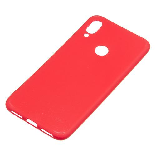 Чехол (клип-кейс) GRESSO Meridian, для Xiaomi Redmi Note 7, красный [gr17mrn589]