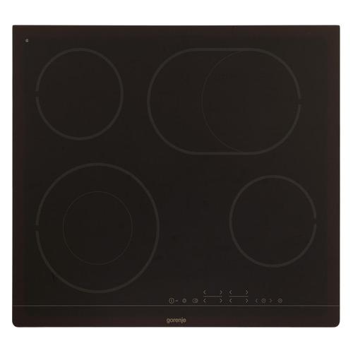 Варочная панель GORENJE ECT643BSC, Hi-Light, независимая, черный