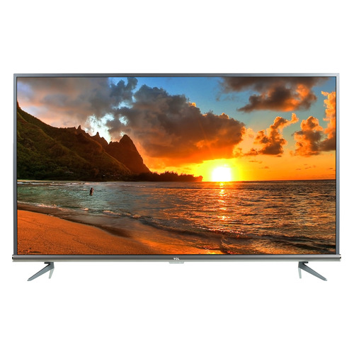 Фото - LED телевизор TCL L43P8MUS Ultra HD 4K (2160p) led телевизор tcl l55p8us ultra hd 4k 2160p