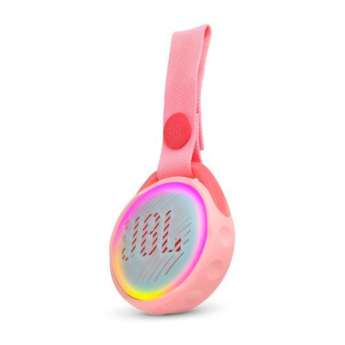 Портативная колонка JBL JR Pop, 3Вт, розовый [jbljrpoppik] цена