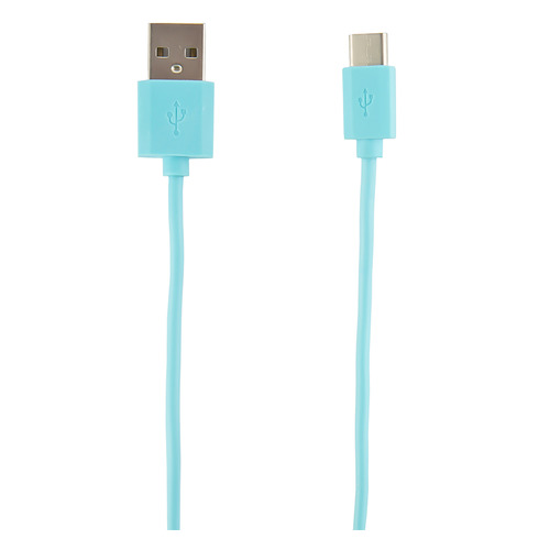 Кабель REDLINE USB Type-C (m), USB A(m), 1м, синий [ут000011573] дата кабель redline usb type c orange