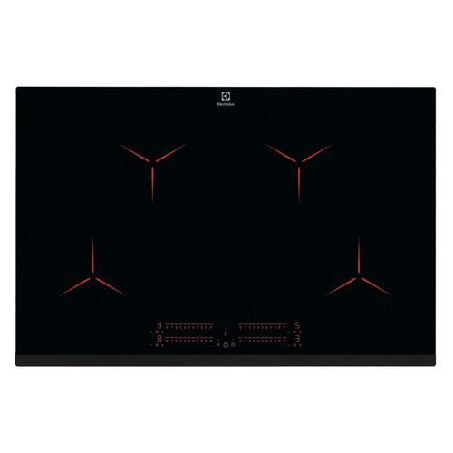 Индукционная варочная панель ELECTROLUX IPE8492KF, индукционная, независимая, черный цена и фото