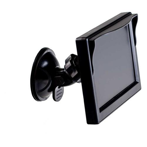 Фото - Автомобильный монитор Silverstone F1 IP monitor 5 HD 5 16:9 800x480 кеды мужские vans ua sk8 mid цвет белый va3wm3vp3 размер 9 5 43