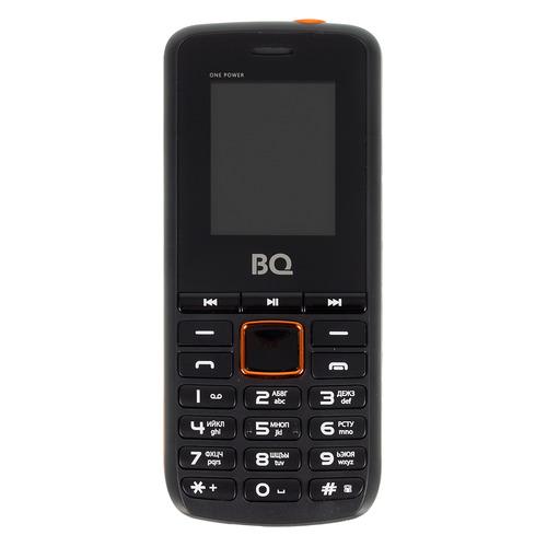цена на Мобильный телефон BQ One Power 1846, черный/оранжевый