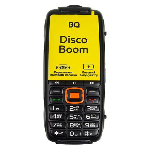 Мобильный телефон BQ Disco Boom 2825, черный цена и фото