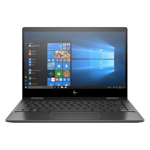 Ноутбук-трансформер HP Envy x360 13-ar0002ur, 13.3 , IPS, AMD Ryzen 5 3500U 2.1ГГц, 8Гб, 256Гб SSD, AMD Radeon Vega 8, Windows 10, 6PS58EA, черный  - купить со скидкой