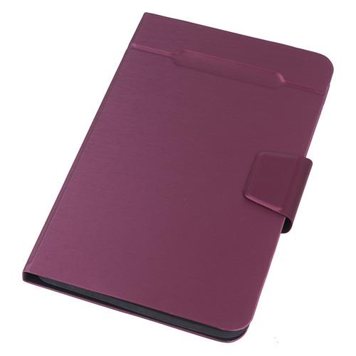 цена на Чехол для планшета DEPPA Wallet Fold, для планшетов 8, красный [87033]