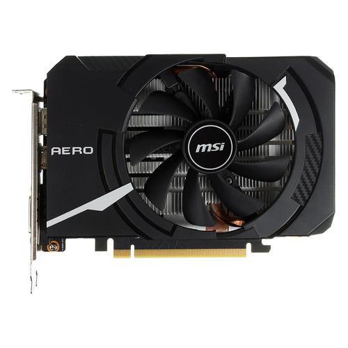 цена на Видеокарта MSI nVidia GeForce GTX 1660 , GTX 1660 AERO ITX 6G OC, 6ГБ, GDDR5, OC, Ret