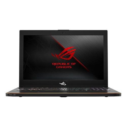 Ноутбук ASUS ROG GM501GM-EI032, 15.6, IPS, Intel Core i7 8750H 2.2ГГц, 16Гб, 1000Гб, 256Гб SSD, nVidia GeForce GTX 1060 - 6144 Мб, noOS, 90NR00F1-M01850, черный ноутбук asus rog gl703ge gc038 17 3 ips intel core i7 8750h 2 2ггц 16гб 1000гб nvidia geforce gtx 1050 ti 4096 мб noos 90nr00d2 m04110 черный
