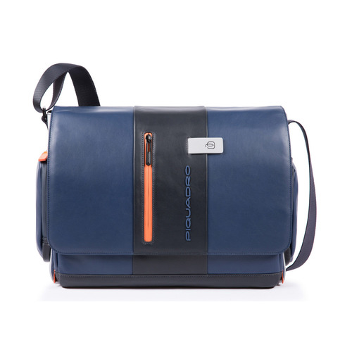 Сумка мужская Piquadro Urban CA1592UB00/BLGR синий/серый натур.кожа сумка мужская urban ca1592ub00 blgr