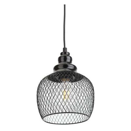 Светильник ЭРА PL8 BK навесной, 60Вт, черный [б0037455] ЭРА