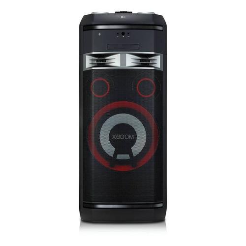 Музыкальный центр LG OL100, черный lg an mr650 пульт ду универсальный