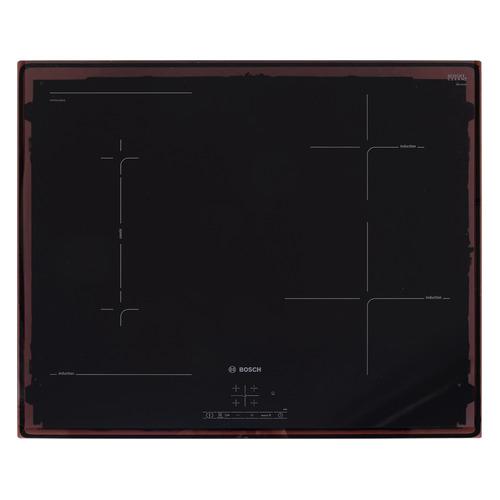 лучшая цена Индукционная варочная панель BOSCH PWP651BB5E, индукционная, независимая, черный