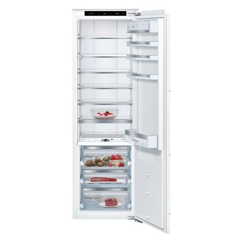 лучшая цена Встраиваемый холодильник BOSCH KIF81PD20R белый