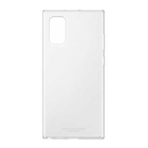 Чехол (клип-кейс) SAMSUNG Clear Cover, для Samsung Galaxy Note 10+, прозрачный [ef-qn975ttegru] цена и фото