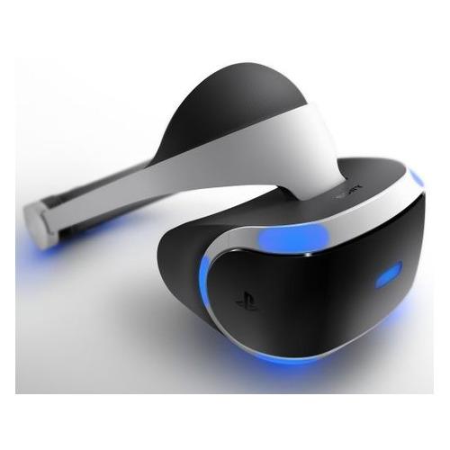 Очки виртуальной реальности PLAYSTATION VR, для PlayStation 4, белый [ps719782216] цена