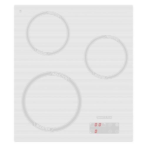 Индукционная варочная панель WHIRLPOOL ACM 808/BA/WH, индукционная, независимая, белый WHIRLPOOL