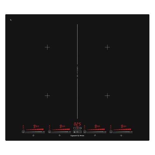 Индукционная варочная панель ZIGMUND & SHTAIN CIS 321.60, индукционная, независимая, черный цена и фото