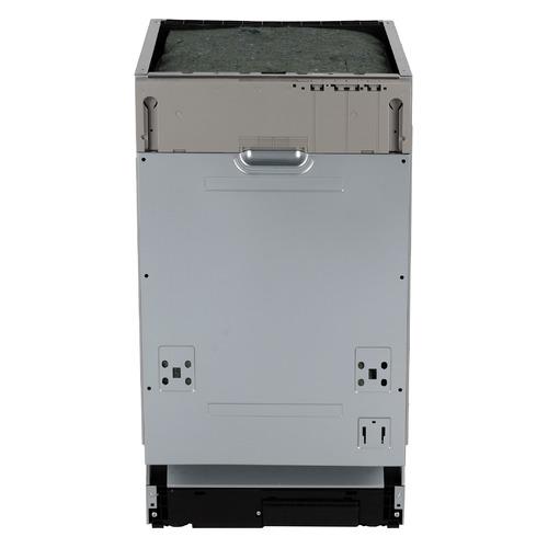 Посудомоечная машина узкая HANSA ZIM455EH, белый встраиваемая посудомоечная машина hansa zim 414 lh