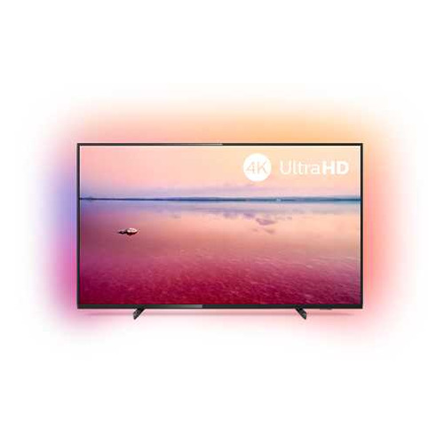 Фото - Телевизор PHILIPS 55PUS6704/60, 55, Ultra HD 4K телевизор philips 43pus7505 60 43 ultra hd 4k
