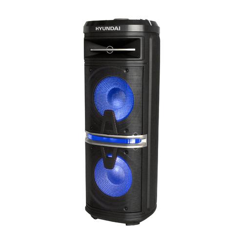 цена на Музыкальный центр HYUNDAI H-MC280, черный